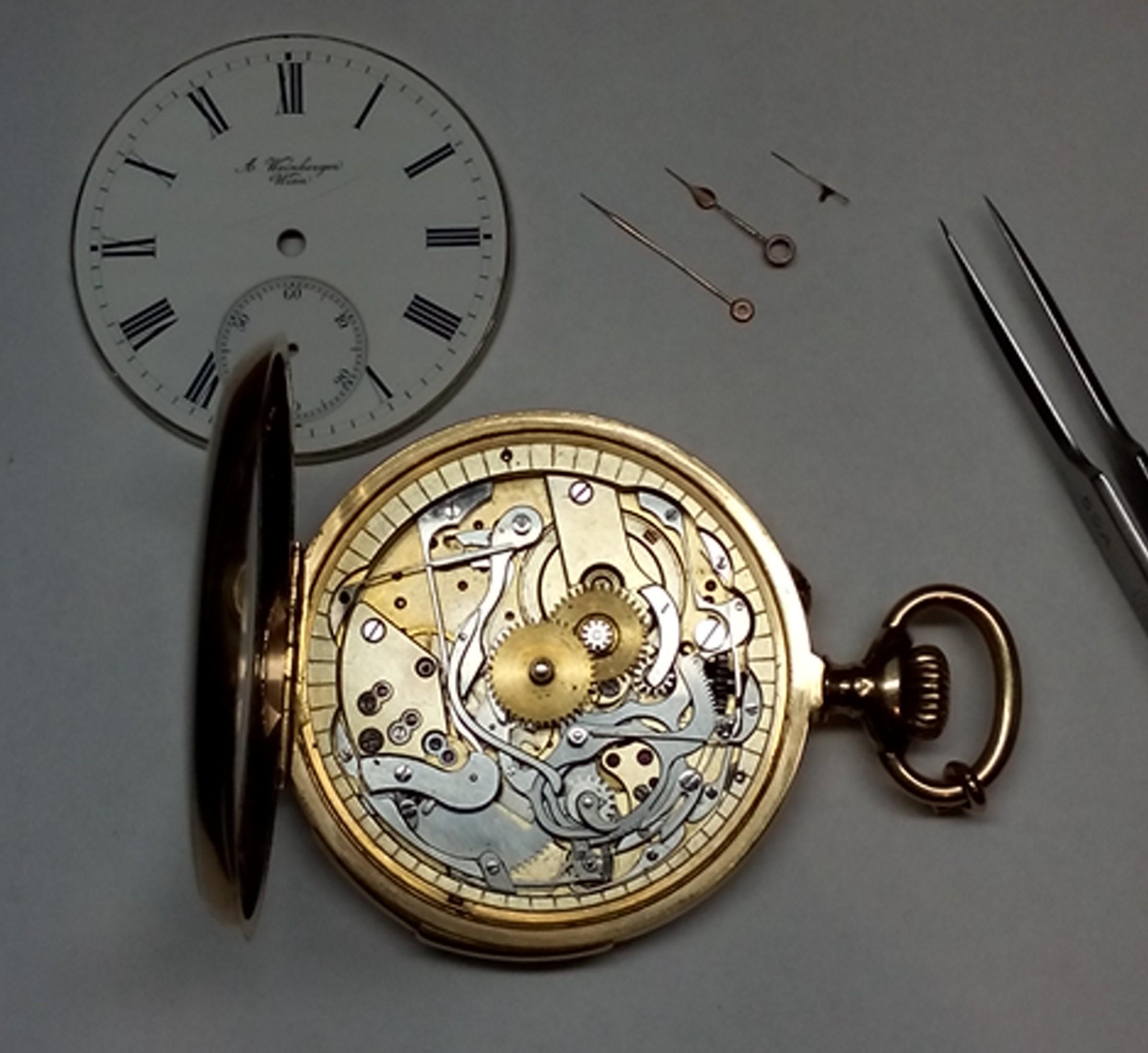 Service Reparatur Uhrmacher Salzburg